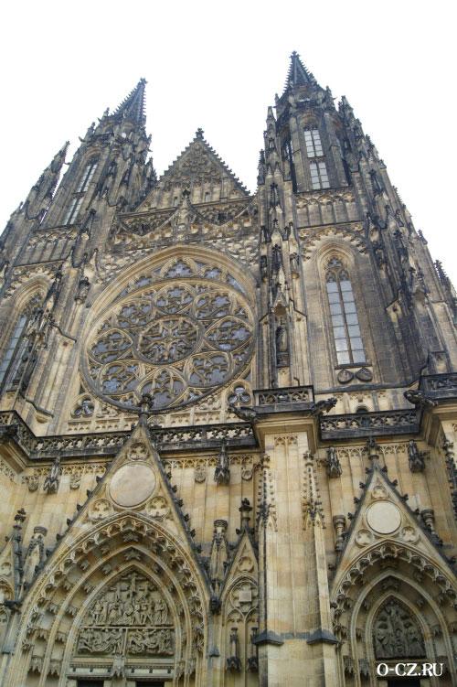 Башеи собора.