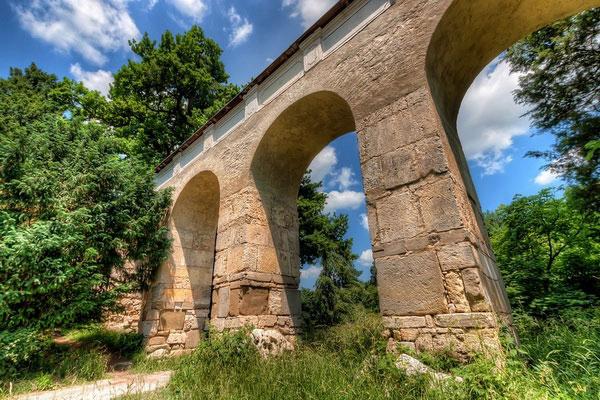 Римский водопровод.