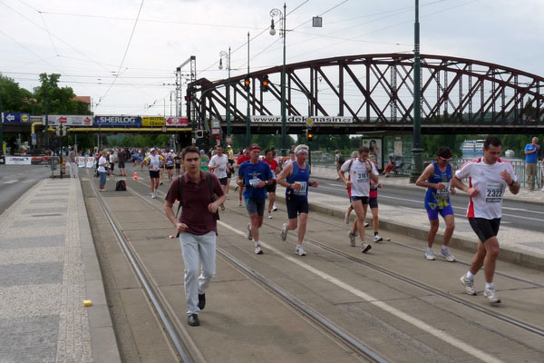 Когда в 2020 году будет проводиться марафон в Праге.