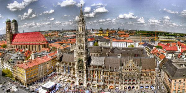Экскурсия в мюнхен из Праги — фото и отзывы.