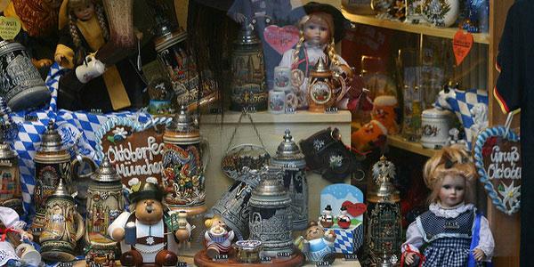Мюнхенские сувениры.