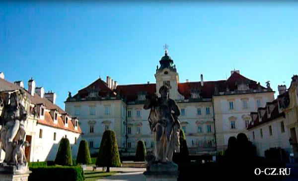 Дворец Валтице.