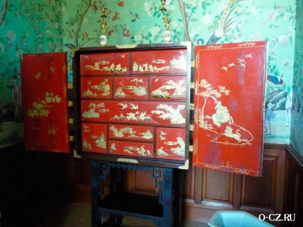 Китайский дизайн.