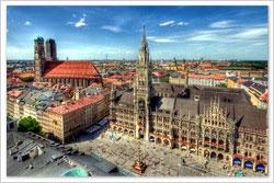 Экскурсия из Праги в Мюнхен.