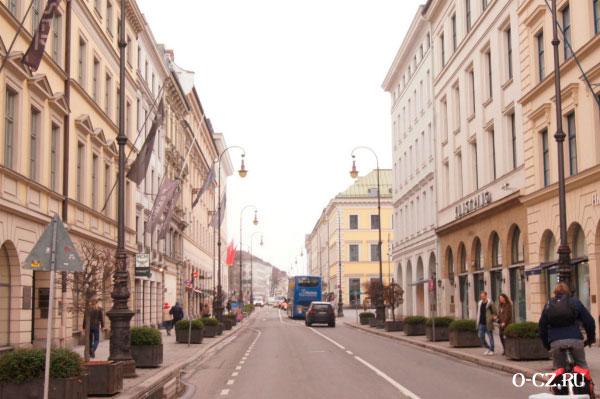 Столица Баварии.
