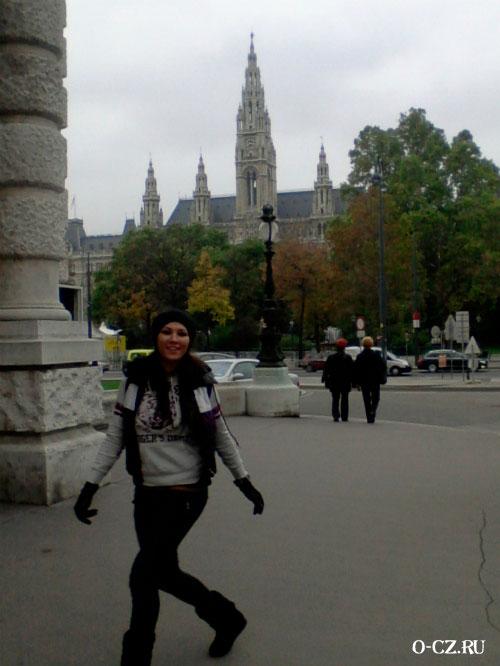 Венская ратуша.
