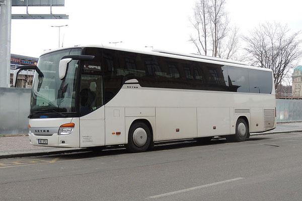 Автобусные поездки по Европе.