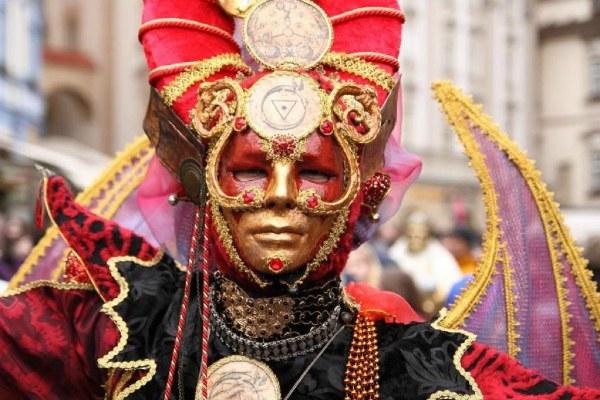 Богемский карнавал.