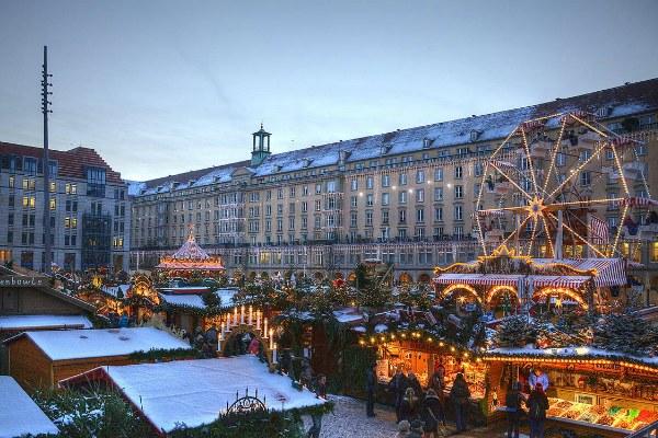 Поездка в Дрезден.