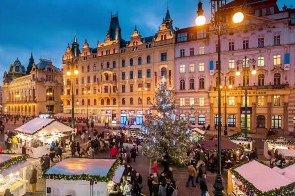 Столица Чехии.