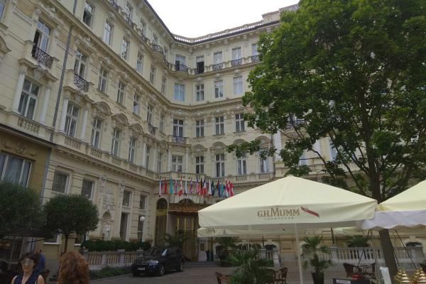 Отель Пупп.